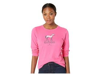 Life is Good Stable Relationship Crusher Long Sleeve T-Shirt