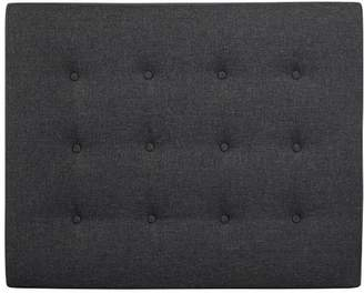 Pottery Barn Teen Tech Smart Faux Headboard, Charcoal
