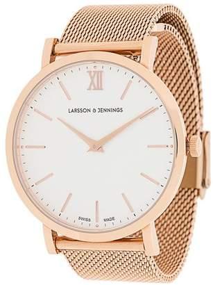 Larsson & Jennings LJXII Lugano 40mm watch