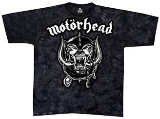 Liquid Blue Men's Motorhead Tie Dye T-Shirt