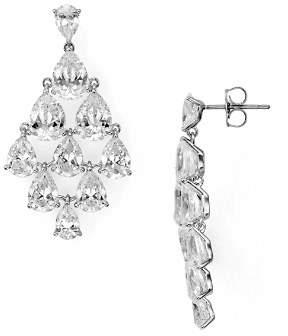 Nadri Drop Chandelier Earrings