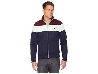 Fred Perry Colour Block Track Jacket Men's Coat