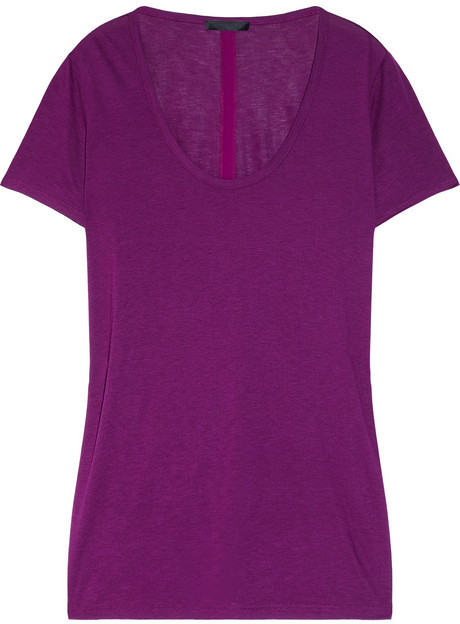 The Row Sabeen jersey T-shirt