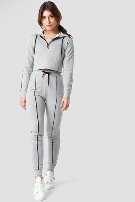 Pamela X Na Kd Soft Slim Track Pants Grey
