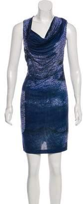 Edun Draped Jersey Dress w/ Tags