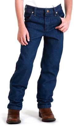 Wrangler Little Boys' Original ProRodeo Jeans, Denim