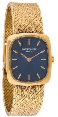 Patek Philippe Golden Ellipse Watch