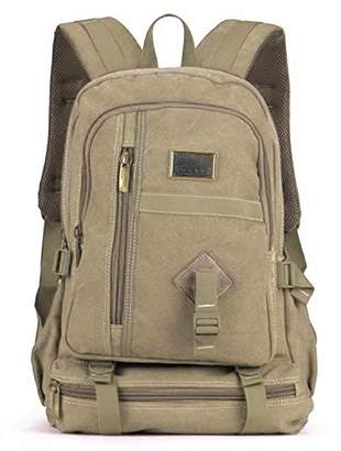 A.K. A.K. Canvas Backpack T191.KK