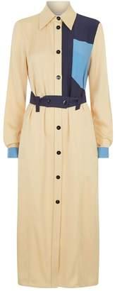 Victoria Beckham Victoria, Midi Shirt Dress