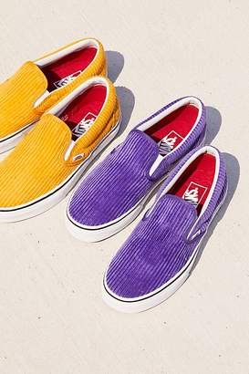 Vans Corduroy Slip-On Sneaker
