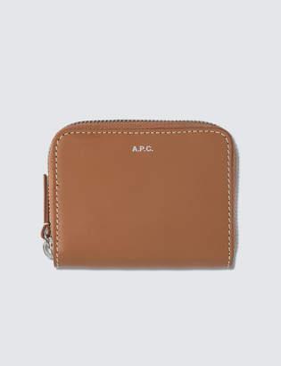 A.P.C. James Compact Wallet