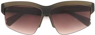 Dion Lee Matte sunglasses