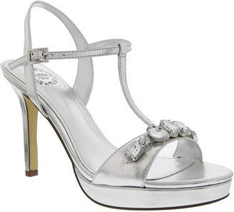 I. MILLER I. Miller Clarine T-Strap Platform Sandals $70 thestylecure.com