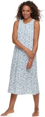 Croft & Barrow Women's Long Nightgown