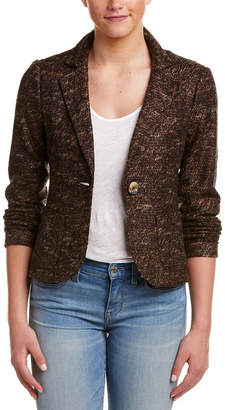 Nanette Lepore Mystery Train Wool-Blend Jacket