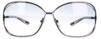 Tom Ford Carla Gradient Sunglasses