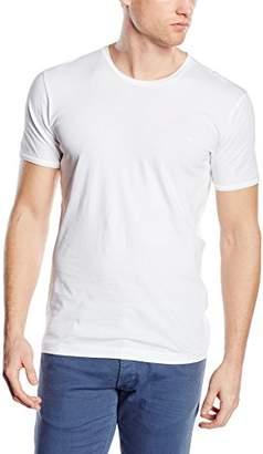 Calvin Klein Men's Bron Nos Cn Tee Ss T-Shirt,X-Small