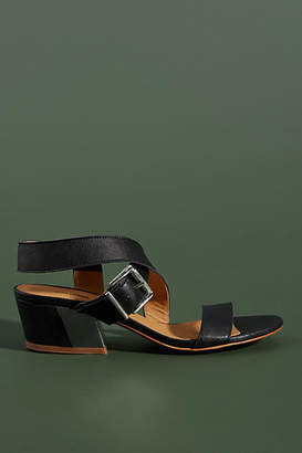 Anthropologie Veracruz Sapena Heeled Sandals