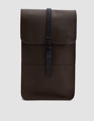 Rains Backpack in Brown