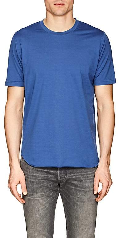 S.MORITZ Men's Cotton Jersey T-Shirt