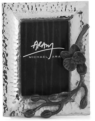 "Michael Aram Black Orchid 2"" x 3"" Mini Frame"
