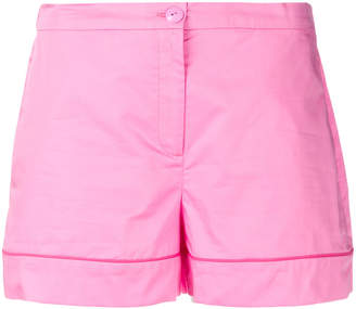 Emilio Pucci turn-up hem shorts