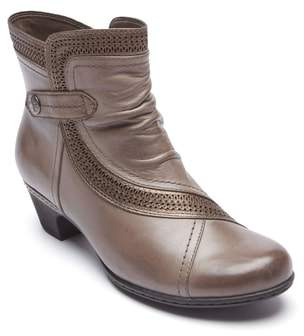 Rockport Cobb Hill Abbott Panel Bootie
