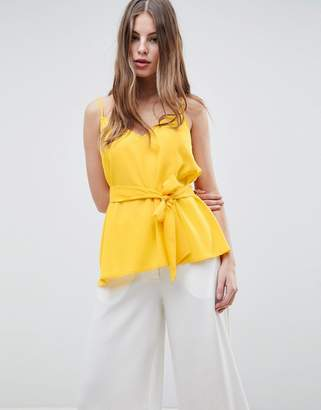 French Connection Strappy Cami Top