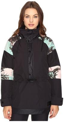 Burton Cinder Anorak Jacket $219.95 thestylecure.com