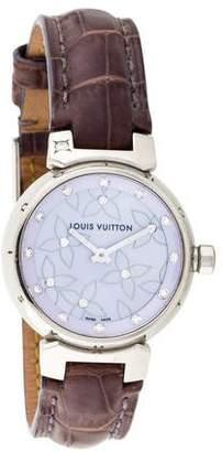 Louis Vuitton Tambour Lovely Diamonds Watch