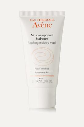 Avene Soothing Moisture Mask, 50ml - Colorless