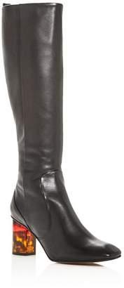 Kurt Geiger Women's Stride Block-Heel Boots