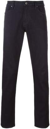 Armani Jeans classic straight jeans