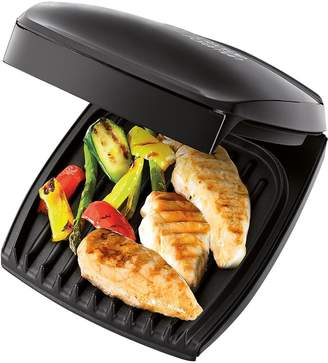 George Foreman 18471 4-Portion Health Grill With FREE Extended Guarantee*