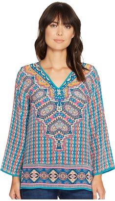 Tolani - Monisha Blouse Women's Blouse $185 thestylecure.com