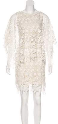 Erin Fetherston ERIN by Floral Lace Mini Dress
