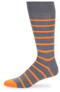 Paul Smith Neon Stripe Socks