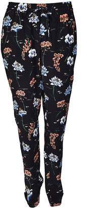Markus Lupfer Under Water Flower Trousers