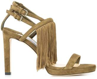 Jimmy Choo Farrah 100 sandals