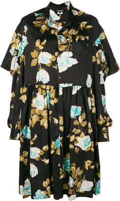 Junya Watanabe floral printed dress