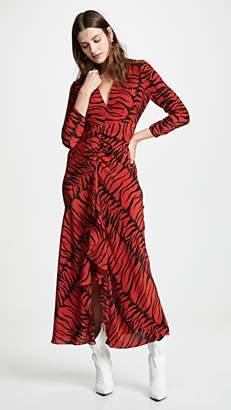 RIXO Rose Dress