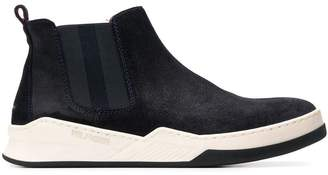 Tommy Hilfiger slip-on boots