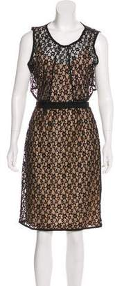 Marc by Marc Jacobs Lace Overlay Dress