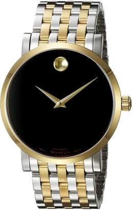 Movado Men's 0607008 Swiss Stainless Steel Automatic Watch