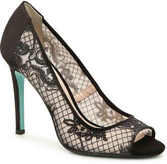 06caeb696de5 Betsey Johnson Black Dress Pumps - ShopStyle