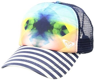 Roxy Junior's One Size Water Come Down Trucket Hat $22 thestylecure.com