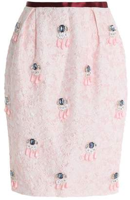 Mother of Pearl Knee length skirt