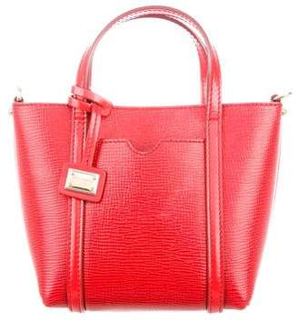 Dolce & Gabbana Mini Leather Tote