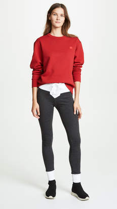 Wildfox Couture Contrast Fifi Skinny Sweats