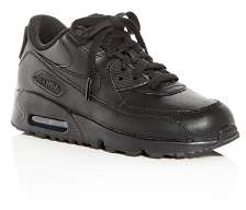 Nike Boys' Air Max 90 Leather Low-Top Sneakers - Toddler, Little Kid